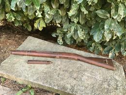 D'origine Italienne/Bois Complet Pour Fusils Carcano Du Mdle 91-38/Original - Armi Da Collezione