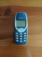 NOKIA 3310 CON CARICABATTERIE ORIGINALE - Telephony