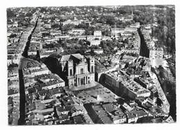 Montauban La France Vue Du Ciel...Montauban Vue Générale Au Centre, La Cathédrale - Montauban