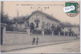 SAINT-DIZIER- LA BRASSERIE DE FORT CARRE- RUE DU COLLEGE - Saint Dizier