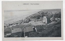 CAROLLES - VUE PANORAMIQUE - CPA NON VOYAGEE - Autres Communes