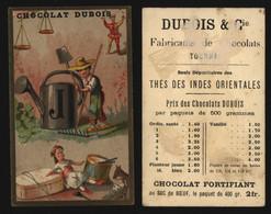 "Chromo - Chocolat Dubois (Fabricant De Chocolat, Tournai) : Alphabet ""J"" - Other"