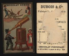 "Chromo - Chocolat Dubois (Fabricant De Chocolat, Tournai) : Alphabet ""L"" - Other"