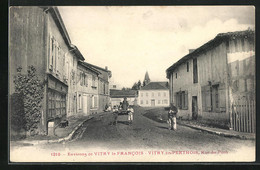 CPA Vitry-en-Perthois, Rue Du Pont - Unclassified