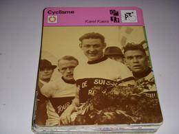 PHOTO CYCLISME 16x12 Karel KAERS BELGIQUE PALMARES - Sport