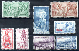 ININI - Lot Neufs * - MH - Unused Stamps