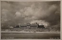Bergen Aan Zee // Hotel Nassau Bergen (niet Standaard) 1939 - Altri
