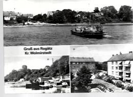 AK-99161    Rogätz Bezirk  Wolmirstedt - Mehrbild (3) Landkreis Börde - Wolmirstedt
