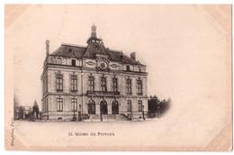 Mairie Du Perreux - édit. Pouydebat 21 + Verso - Le Perreux Sur Marne