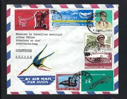 CONGO 1970 :  LSC Pour La Suisse - Unclassified