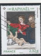 FRANCE 2020 - RAPHAEL OBLITERE YT 5396 - 2010-.. Matasellados