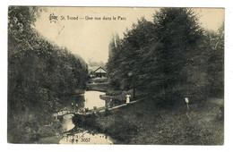 Sint-Truiden  Saint-Trond   Une Vue Dans Le Parc  Edit De Graeve Gent N° 3057 - Sint-Truiden