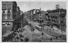 Italie - Lombardia - MILANO - Corso Buenos Aires - Tramways - Milano