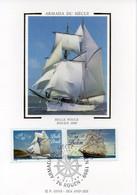 Voilier Armada Du Siècle - BELLE POULE - ROUEN 1999 - Carte Premier Jour Oblitération 1999 ROUEN - TBE - Sailing Vessels