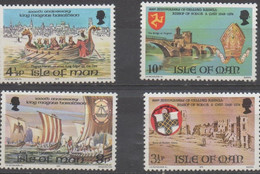 Evènements Historiques -1973 XXX - Isle Of Man