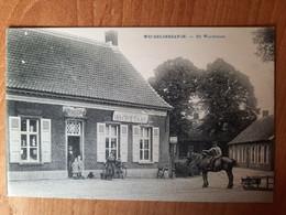 Wechelderzande Lille - Buurtspoorweg De Wachtzaal Geanimeerd - Niet Verzonden - Nieuwstaat! - Lille