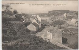 La Roche Bernard (56 - Morbihan) Vue Générale Du Port - La Roche-Bernard