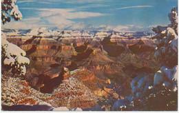 "USA Ca. 1970 Superb Used Coloured Postcard ""Grand Canyon National Park, Arizona"" - Grand Canyon"