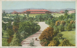 USA Ca. 1925 Very Fine Used Coloured Pc General View, Highland Park, PITTSBURGH - Pittsburgh