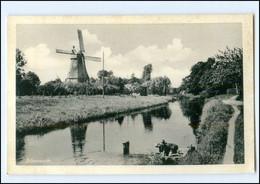 XX13322-2179/ Ihlienworth  Windmühle AK 50er Jahre  - Unclassified