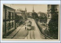 XX008940-6735/ Maikammer Bahnhofstr. Straßenbahn  Foto AK 1929 - Unclassified