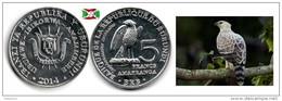 Burundi - 5 Francs 2014 (Stephanoaetus Coronatus) UNC - Burundi