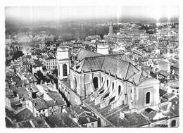 Montauban En Avion Au-Dessus De...Montauban La Cathédrale Notre-Dame - Montauban