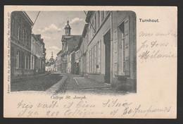 Postkaart - Post Card - Carte Postale : TURNHOUT - Collége St. Joseph - 1901 - Turnhout