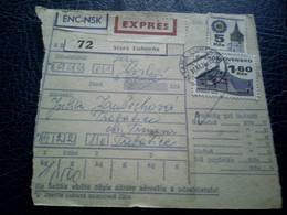 Postal Guides, Czechoslovakia, Price 2 Euros - Sin Clasificación