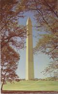 """USA 1960/70 Very Fine Mint Coloured Pc""""The Washington Monument, WASHINGTON D.C. - Washington DC"""