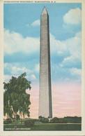 "USA Ca. 1930 Superb Mint Coloured Pc ""Washington Monument, WASHINGTON, D.C."" - Washington DC"