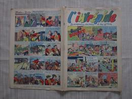 # L'INTREPIDE  N 199 / 1953 -  BUGS BUNNY / OTTIMO - Prime Copie