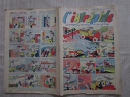 # L'INTREPIDE  N 210 / 1953 -  BUGS BUNNY / OTTIMO - Prime Copie