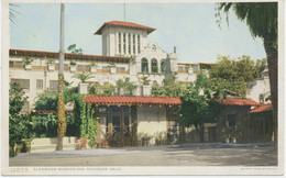 USA 1910/20 Superb Mint Coloured Pc Glenwood Mission Inn, RIVERSIDE Califofornia - Other