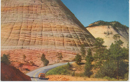 USA 1970 Superb Mint Col Pc Checkerboard Mesa - Mount Carmel Highway - Other