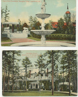 USA 1920 5 Different Coloured Postcards (Americhrom-Series) LAKEWOOD, New Jersey - Other