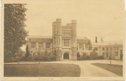 USA 1920 Very Fine Mint Postcard Gymnasium, PRINCETON University, PRINCETON N.J. - Other