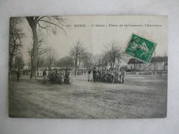 MILITARIA - RUEIL MALMAISON - 8ème Génie - Place De La Caserne - L'exercice (très Animée) - Barracks