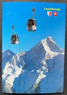 Lötschental Lauchernalp Gletscherbahn Gandegg/ Photo Gyger Adelboden - VS Valais
