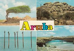 Aruba Views 1982 Nice Stamps - Aruba