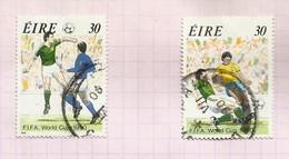 Irlande N°715, 716 Cote 4 Euros - Usati