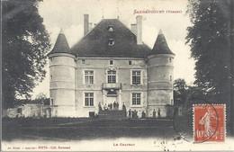 CPA Sandaucourt Le Château - Andere Gemeenten