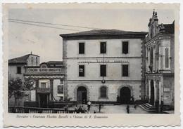 Nicastro (Catanzaro). Cinema Teatro Umberto - Caserma Elvidio Borelli E Chiesa Di San Domenico. - Catanzaro