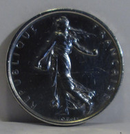 Réf 438439 - 1962 - 5 Francs Argent - La Semeuse - O. ROTY - J. 5 Francs