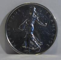 Réf 440441 - 1962 - 5 Francs Argent - La Semeuse - O. ROTY - J. 5 Francs