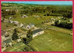 CPSM 72 CHALLES Sarthe (vue Aérienne) ° Sofer - Andere Gemeenten