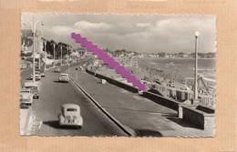 Dept 44 : ( Loire Atlantique ) Pornichet, La Plage, Boulevard Des Océanides, Voitures, Jeux, Renault, Citroën, Peugeot. - Pornichet