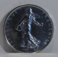 Réf 442443 - 1962 - 5 Francs Argent - La Semeuse - O. ROTY - J. 5 Francs