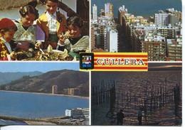 Spagna, Cullera - Viaggiata Per La Francia (1978) - Non Classés