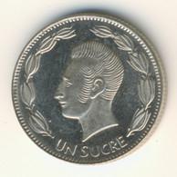 ECUADOR 1988: 1 Sucre, KM 89 - Ecuador